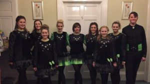 Seren Irish Dancers
